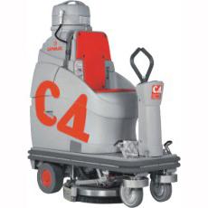 C4驾驶式全自动洗地机