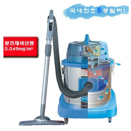 东莞吸尘器--韩国凯旭KS-3CR无尘室吸尘器
