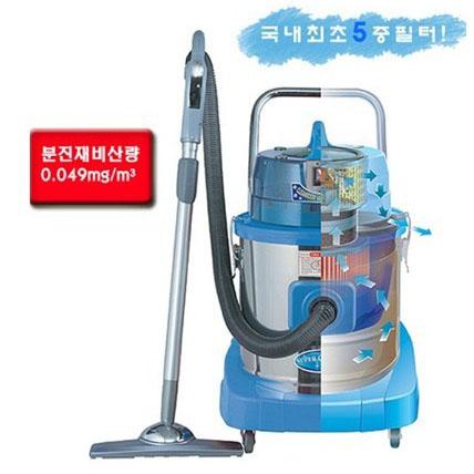 东莞吸尘器--韩国凯旭KS-5CR无尘室吸尘器
