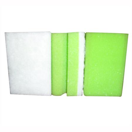 坑形海棉百洁布