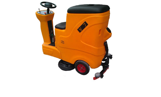 V7驾驶式洗地机