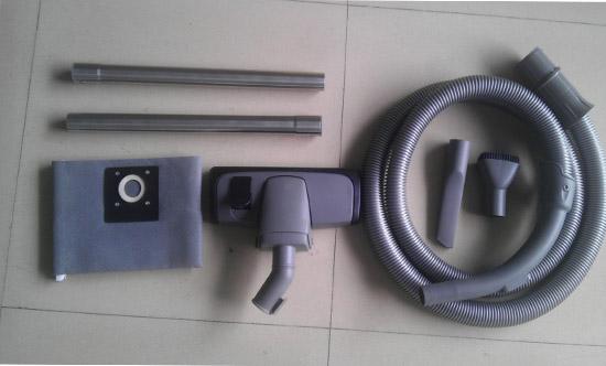 超静音吸尘机标准配件