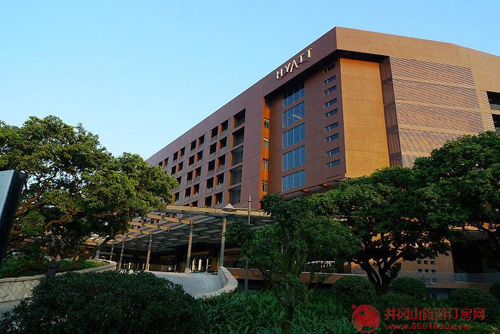松山湖凯悦酒店