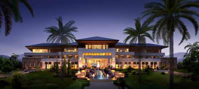 候鸟渡假酒店