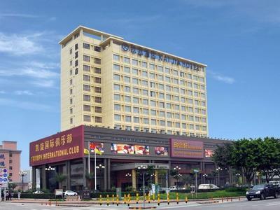 沙井凯嘉酒店