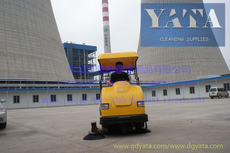 中国国电扫地机应用
